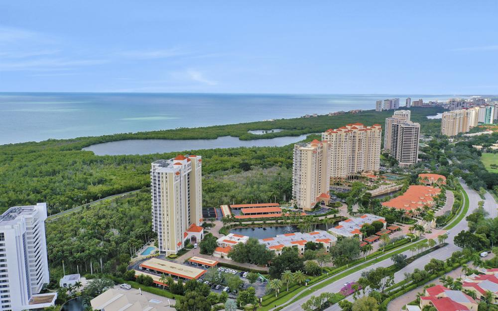6573 St. Marissa Pelican Bay #1605, Naples - Condo For Sale 1588013898