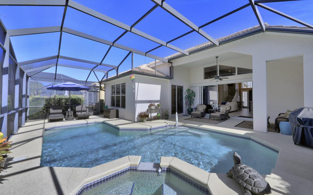 17827 Modena Rd, Miromar Lakes - Home For Sale 853046727
