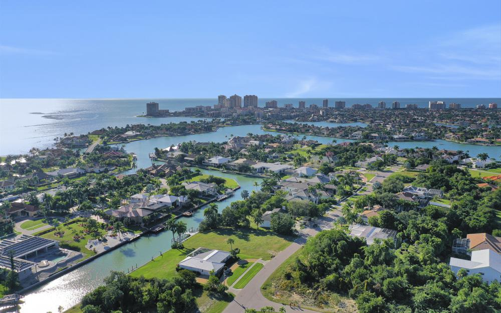 1655 Ludlow Rd, Marco Island - Lot For Sale  63263127
