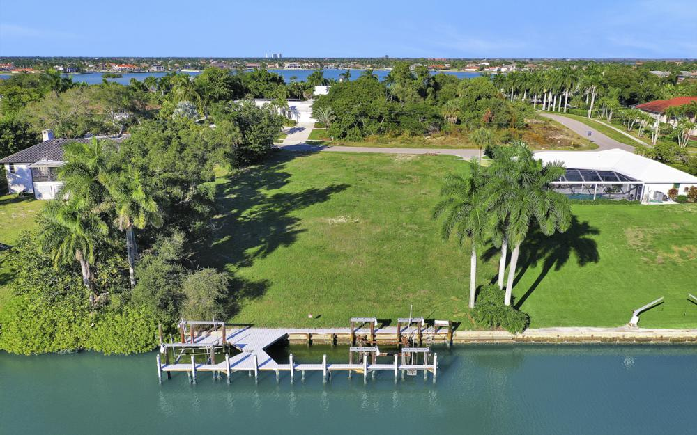 1655 Ludlow Rd, Marco Island - Lot For Sale  2006502775