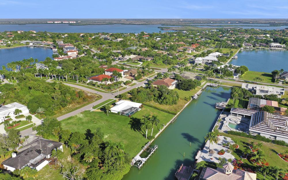 1655 Ludlow Rd, Marco Island - Lot For Sale  200595539