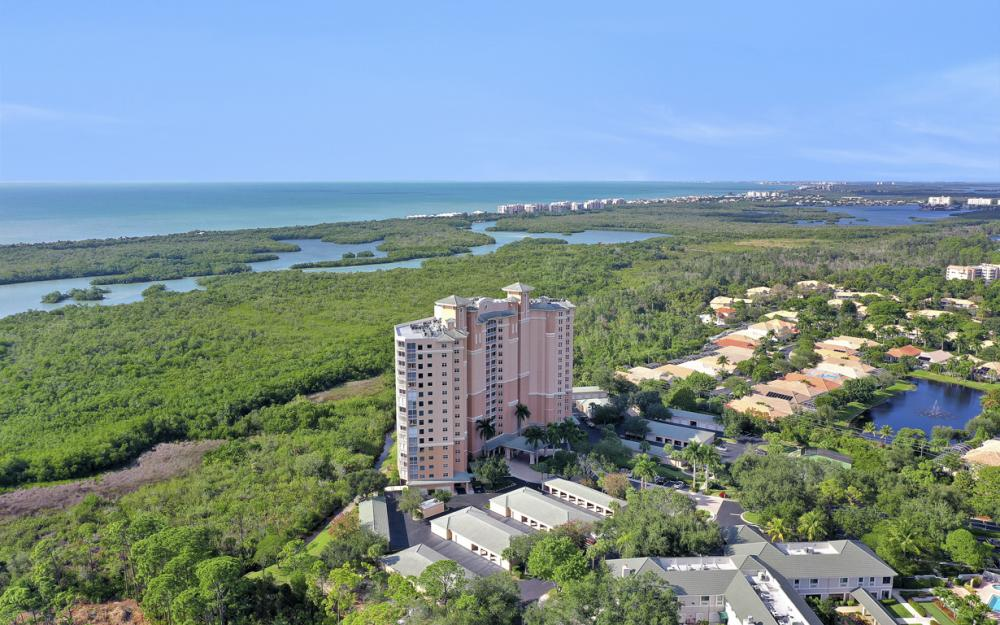 1001 Arbor Lake Dr #1605, Naples - Condo For Sale 2010348038