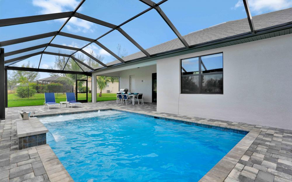 515 SW 22nd Ter, Cape Coral - Vacation Rental 905017378