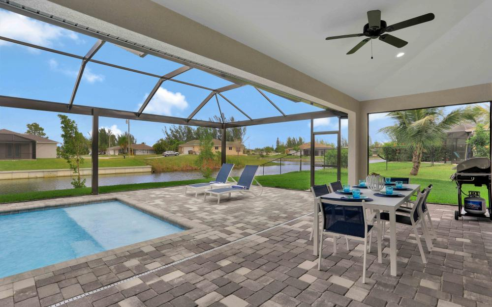 515 SW 22nd Ter, Cape Coral - Vacation Rental 1813386620