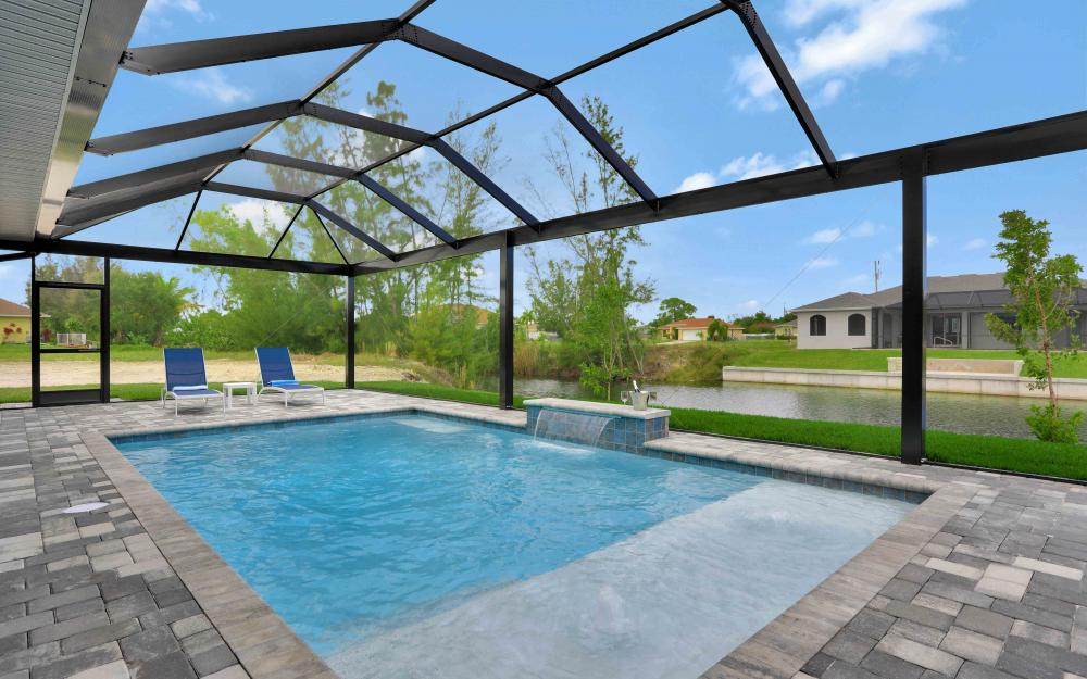 515 SW 22nd Ter, Cape Coral - Vacation Rental 1875020393