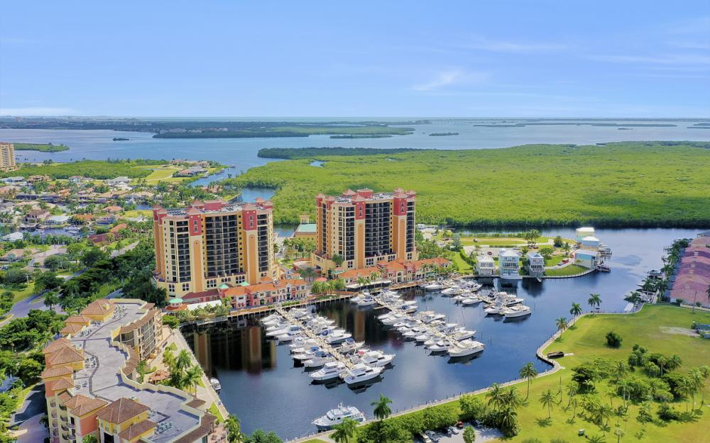 5793 Cape Harbour Dr #1420, Cape Coral - Condo For Sale 421145403