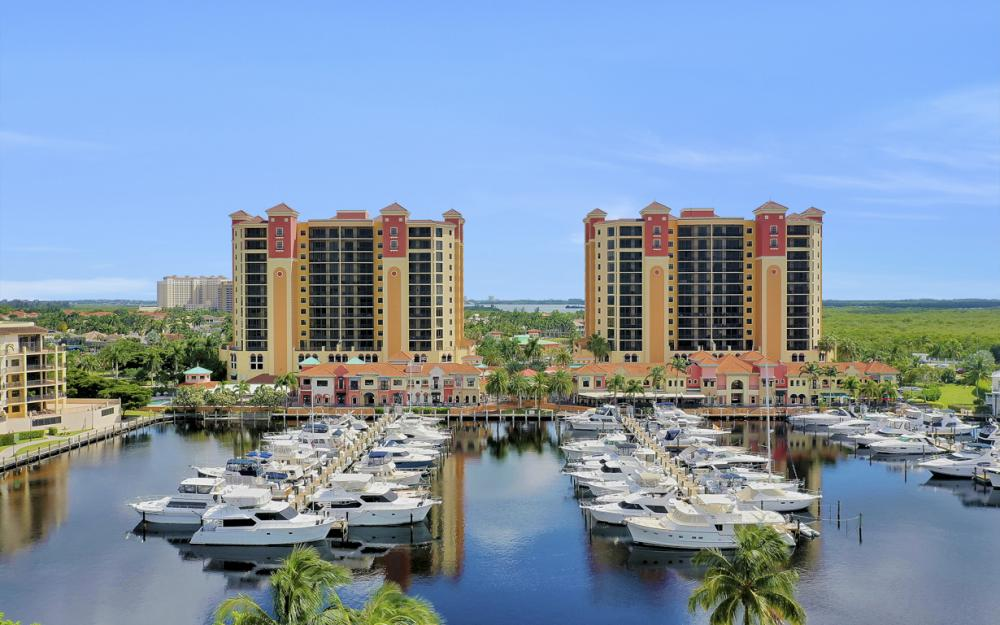 5793 Cape Harbour Dr #1420, Cape Coral - Condo For Sale 778070120