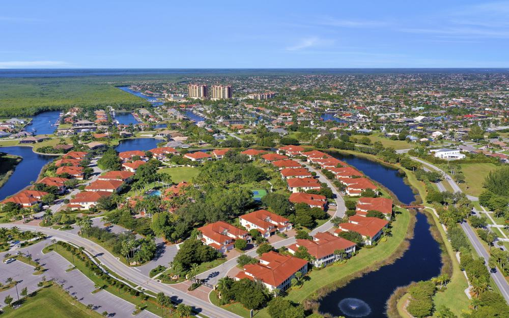 5904 Tarpon Gardens Cir #201, Cape Coral - Condo For Sale 1407323846