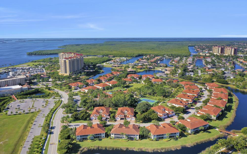 5904 Tarpon Gardens Cir #201, Cape Coral - Condo For Sale 538772518