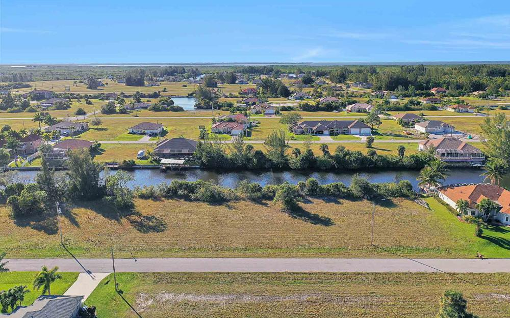 2322 NW 37th Pl, Cape Coral - Lot For Sale 2009235858