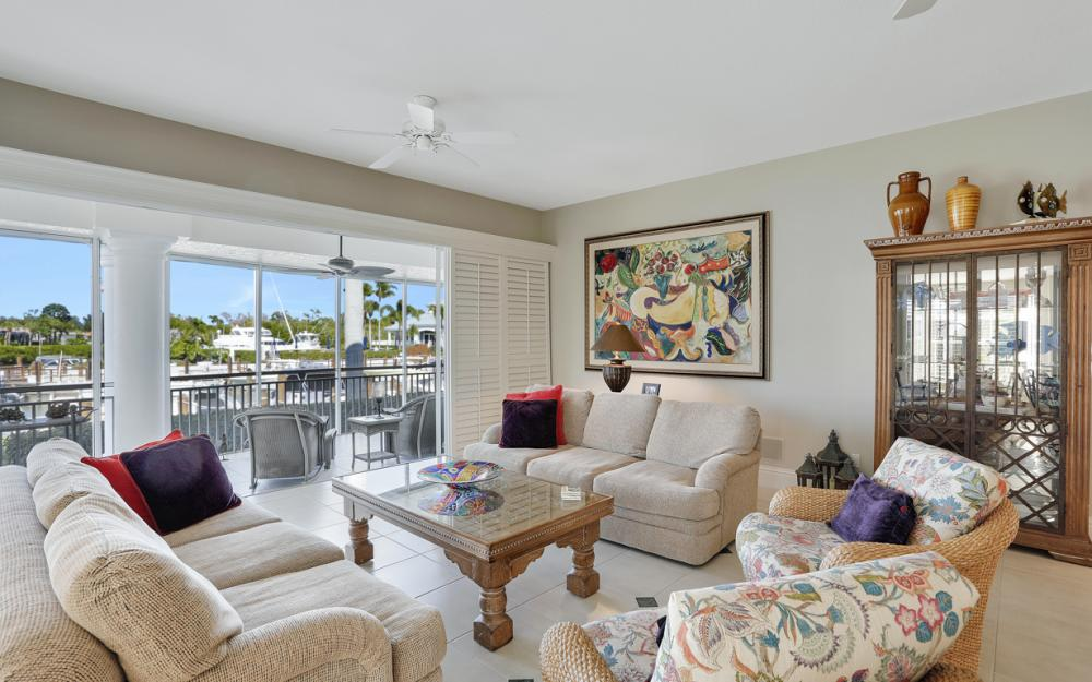 1717 Gulfstar Dr S #201, Naples - Condo For Sale 310192584