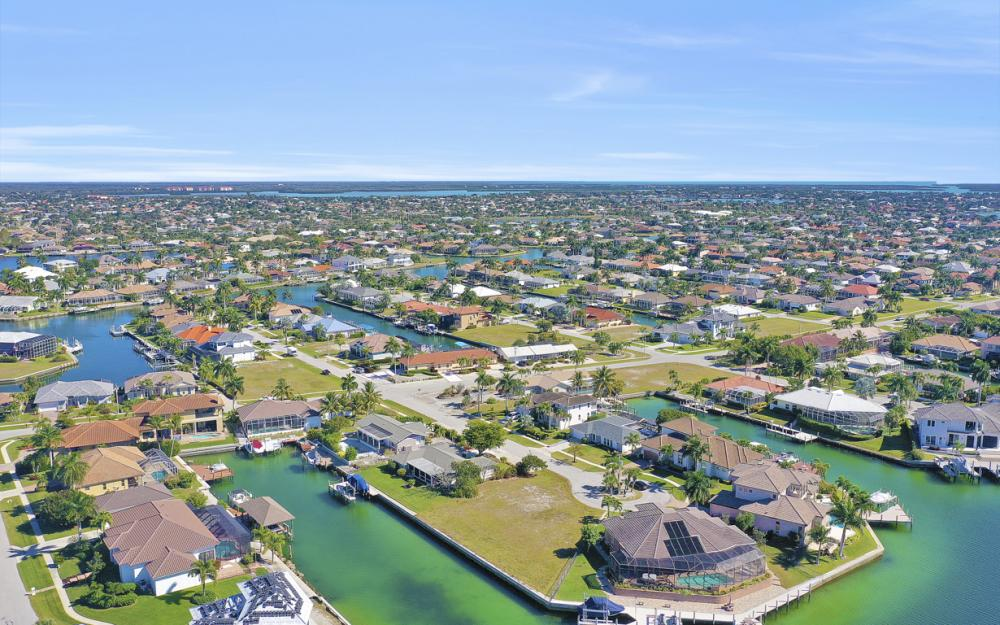 1020 Dill Ct, Marco Island - Lot For Sale 346593469