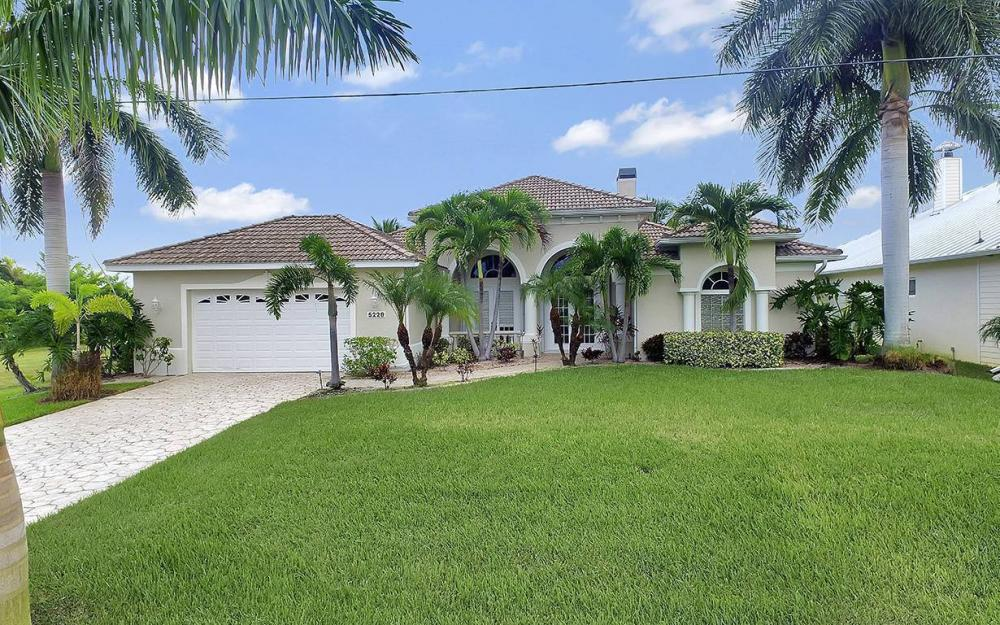 5228 SW 24th Pl, Cape Coral - Vacation Rental 557604675