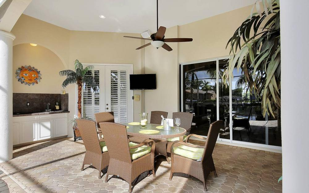 5228 SW 24th Pl, Cape Coral - Vacation Rental 1199430697