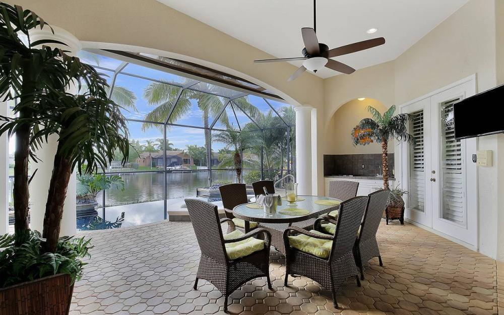 5228 SW 24th Pl, Cape Coral - Vacation Rental 96689087