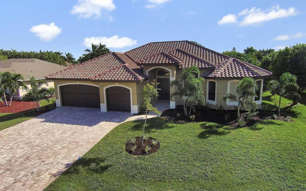 2624 SW 52nd Ter, Cape Coral - House For Sale 859879104