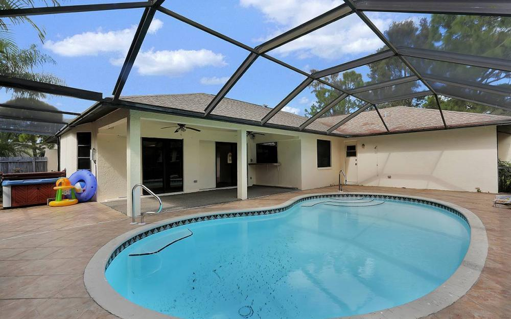 17413 Butler Rd, Fort Myers - House For Sale 2105881421