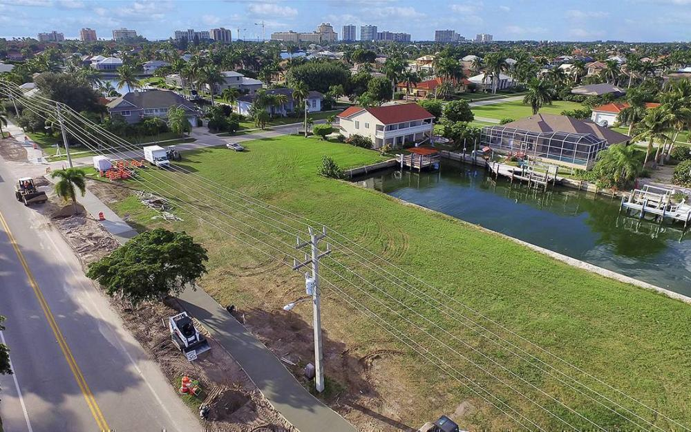 1258 Winterberry Dr, Marco Island - Lot For Sale 157364570