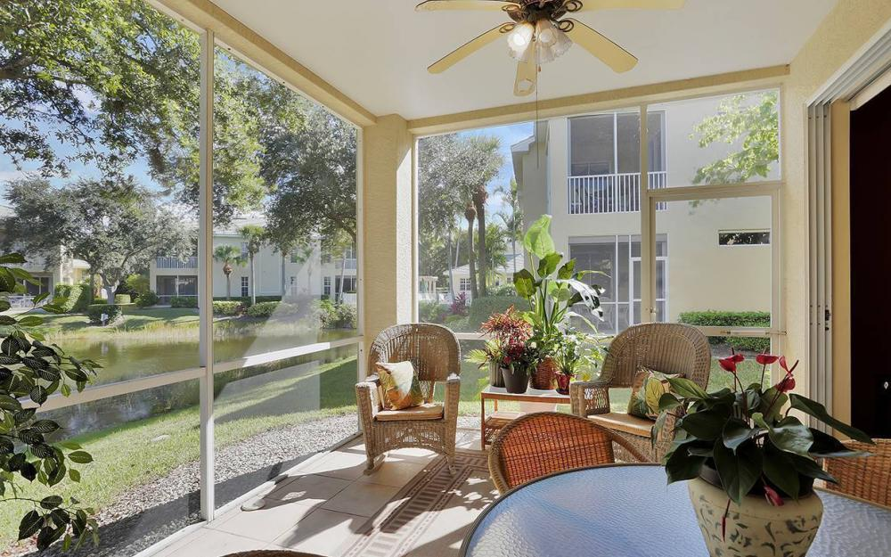 3442 Pointe Creek Ct #102, Bonita Springs - Condo For Sale 21448347