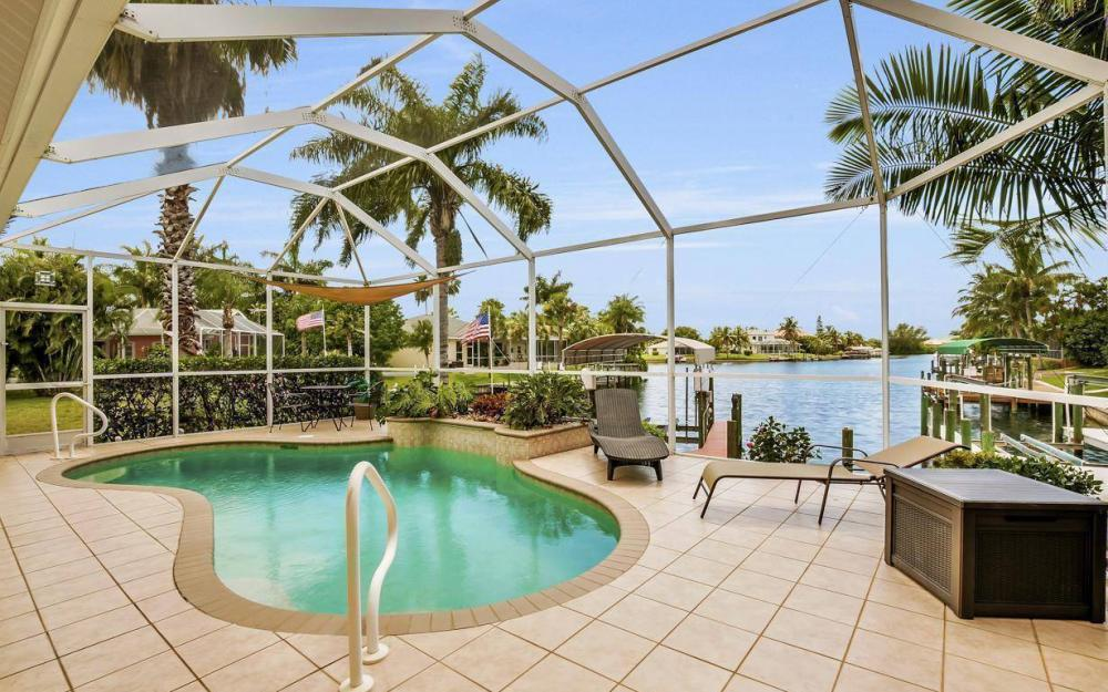 5240 Agualinda Blvd, Cape Coral - House For Sale 741278849