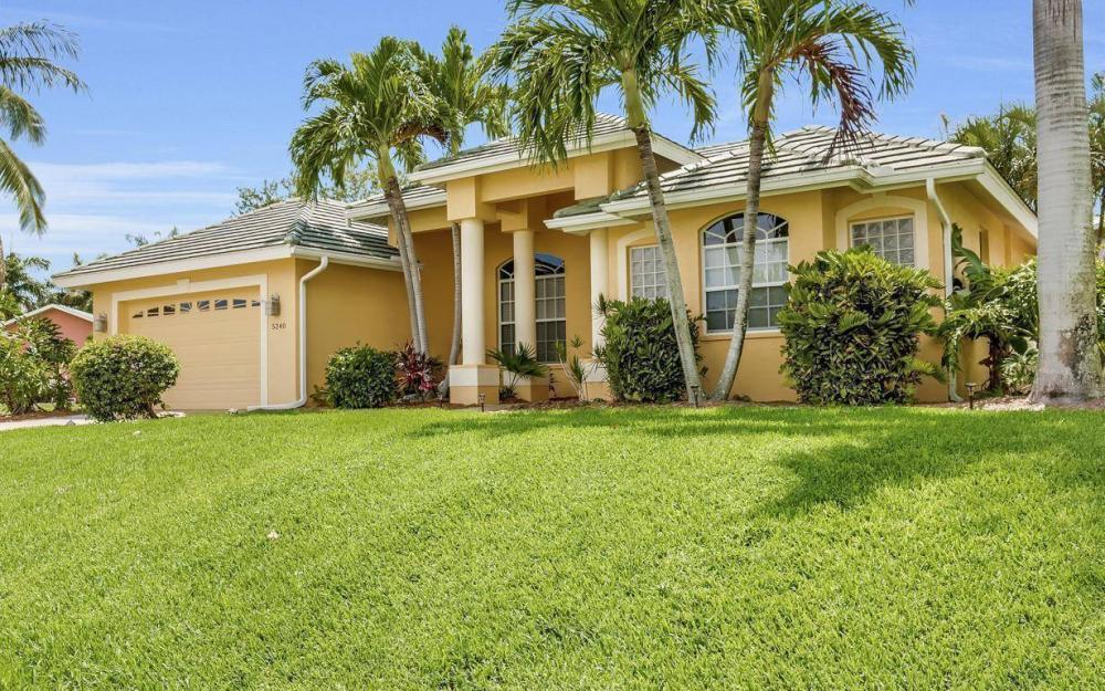 5240 Agualinda Blvd, Cape Coral - House For Sale 858819647