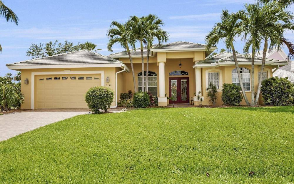5240 Agualinda Blvd, Cape Coral - House For Sale 1423594045