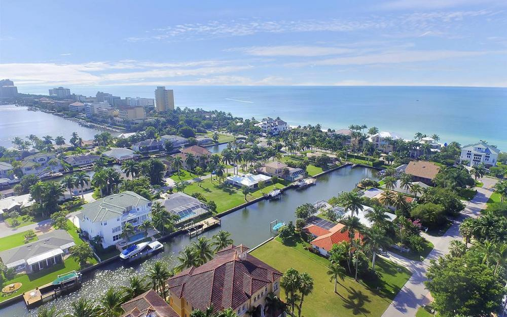 148 Seabreeze Ave, Naples - Lot For Sale 93172202