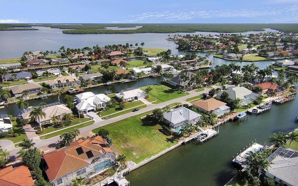 250 Rockhill Ct, Marco Island - Lot For Sale 999610442