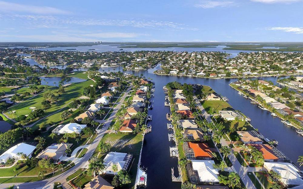 1567 Jamaica Ct, Marco Island - Lot For Sale 2073684342