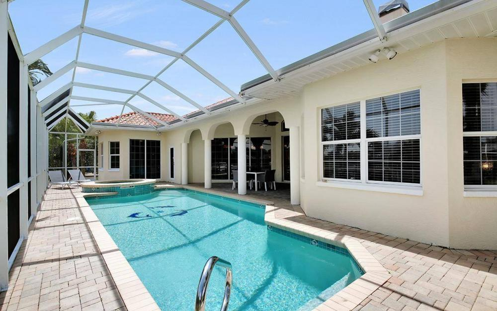 1824 SW 48th Ln, Cape Coral - Vacation Rental 2128450493