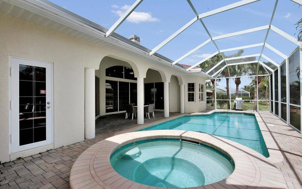 1824 SW 48th Ln, Cape Coral - Vacation Rental 2126521388