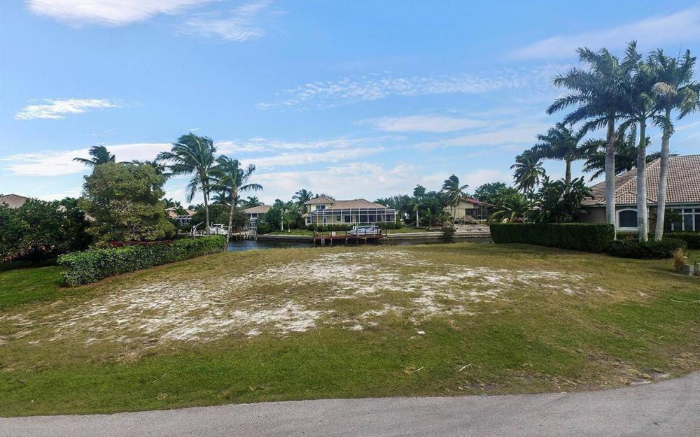 259 Marquesas Ct, Marco Island - Lot For Sale 890702721
