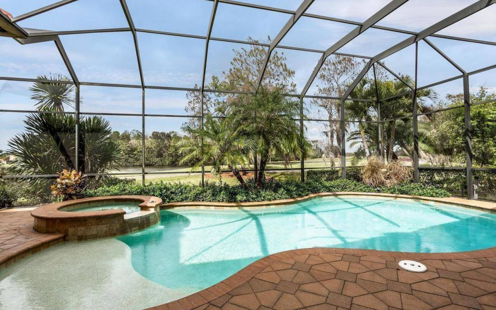 12371 Water Oak, Estero - House For Sale 178057755