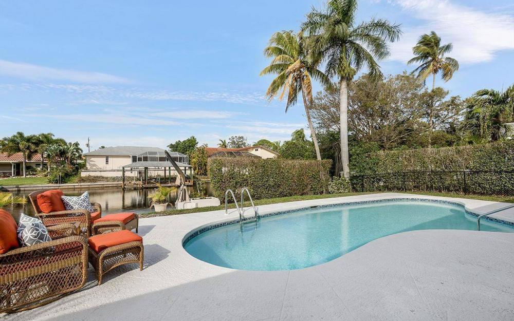 479 Seagull Ave, Naples - Vacation Rental 191600851