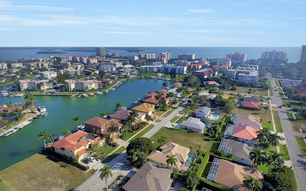 848 Swan Dr, Marco Island - Lot For Sale 1250705705