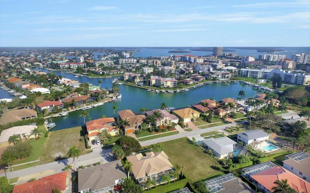 848 Swan Dr, Marco Island - Lot For Sale 232363043