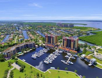 5793 Cape Harbour Dr #918, Cape Coral - Condo For Sale 620011915