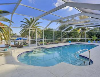 4619 Sands Blvd, Cape Coral - Vacation Rental  1043701068