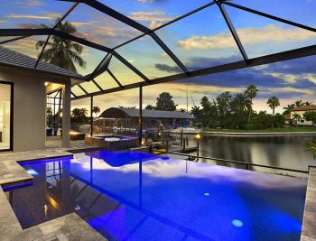 1725 SE 44th St, Cape Coral - Luxury Home For Sale 13053527