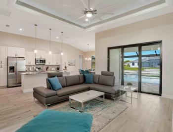 515 SW 22nd Ter, Cape Coral - Vacation Rental 130385508