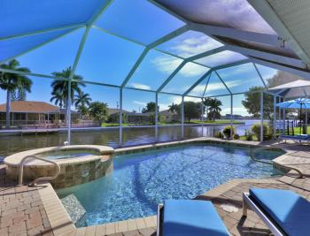 3423 SW 5th Pl, Cape Coral - Vacation Rental 2063108459